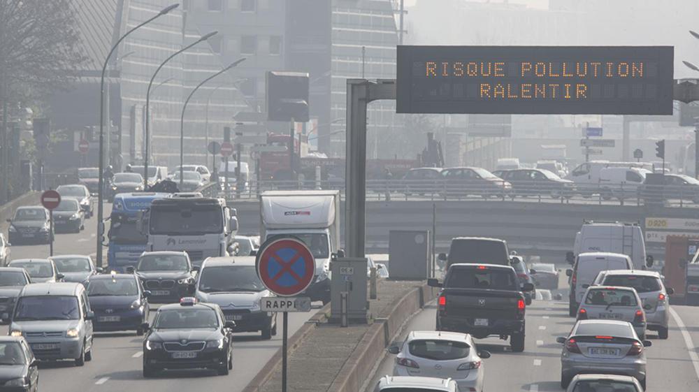 Le Grand Paris va interdire les véhicules les plus polluants d'ici 12 ans.