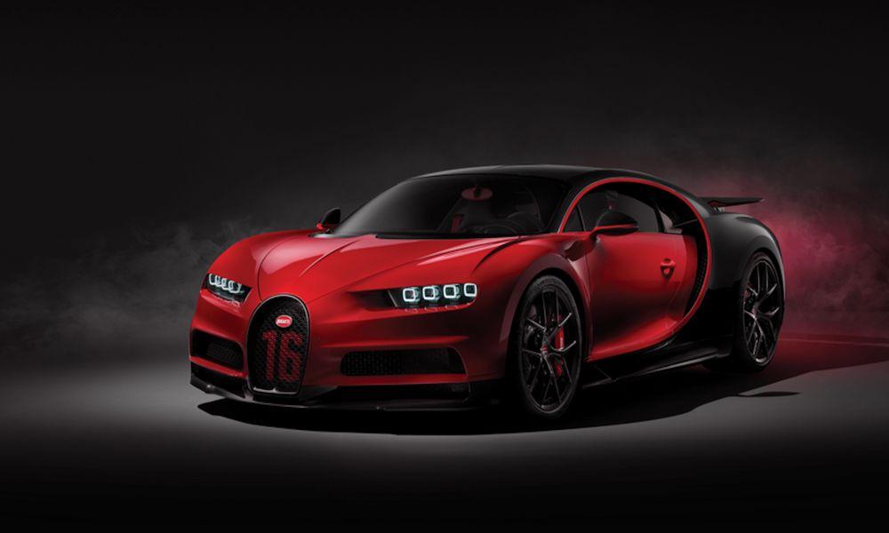 Top 5 des voitures plus rapides que des Formule 1