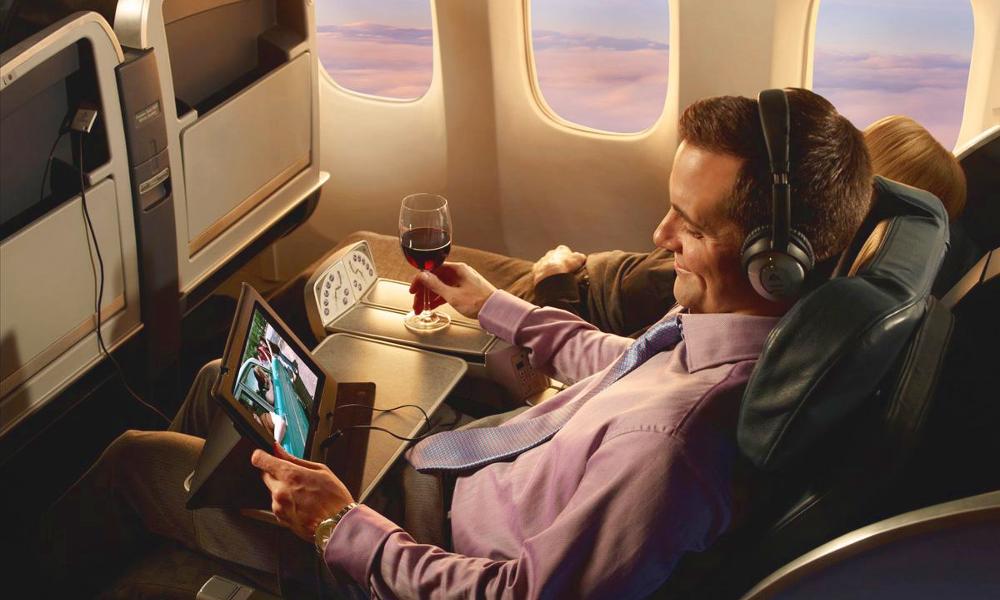 Le Wi-Fi arrive bientôt dans les avions d'Air France