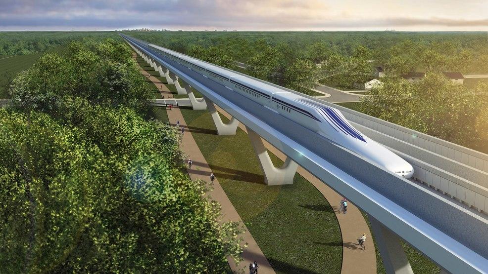 Paris-Marseille en 1h30 avec ce TGV japonais roulant à 500 km/h