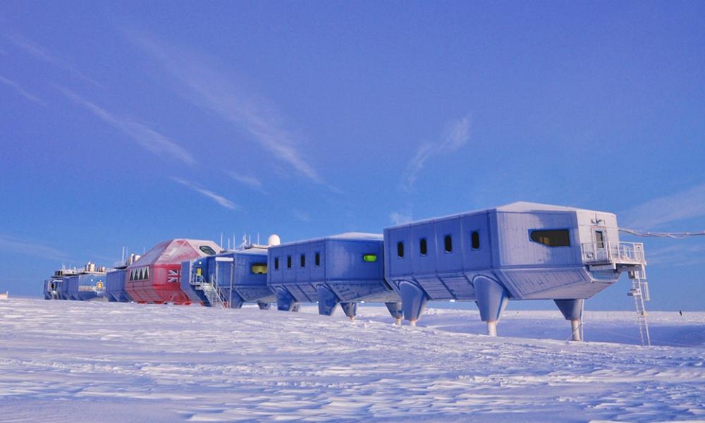 Antarctique du futur