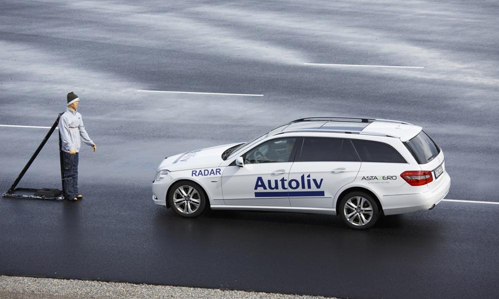 La Suède a un plan pour en finir avec les accidents : la voiture autonome
