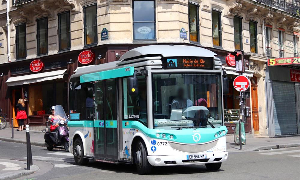 Promis, tous les bus de la RATP seront propres d'ici 2025