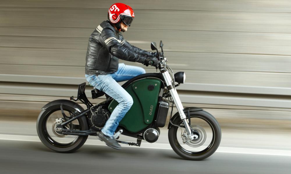 Ce vélo électrique peut monter à 115 km/h