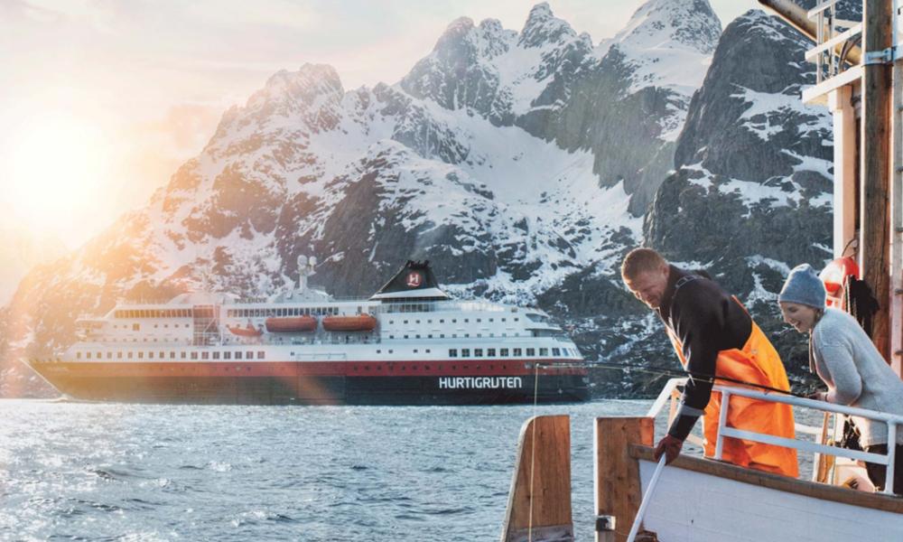 La Norvège prépare des ferrys qui carburent au poisson