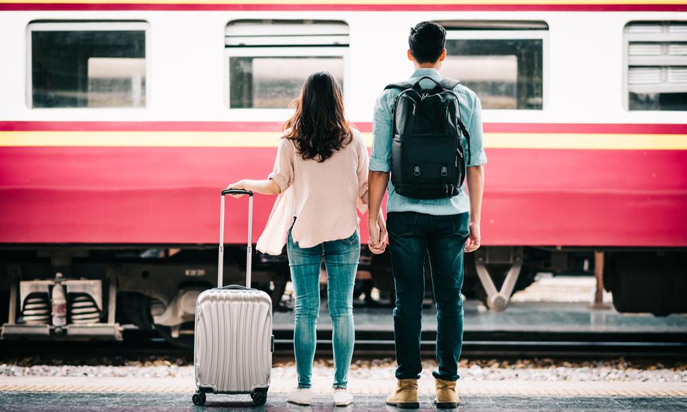Merci l'Europe : 40 000 destinations à visiter gratos en train