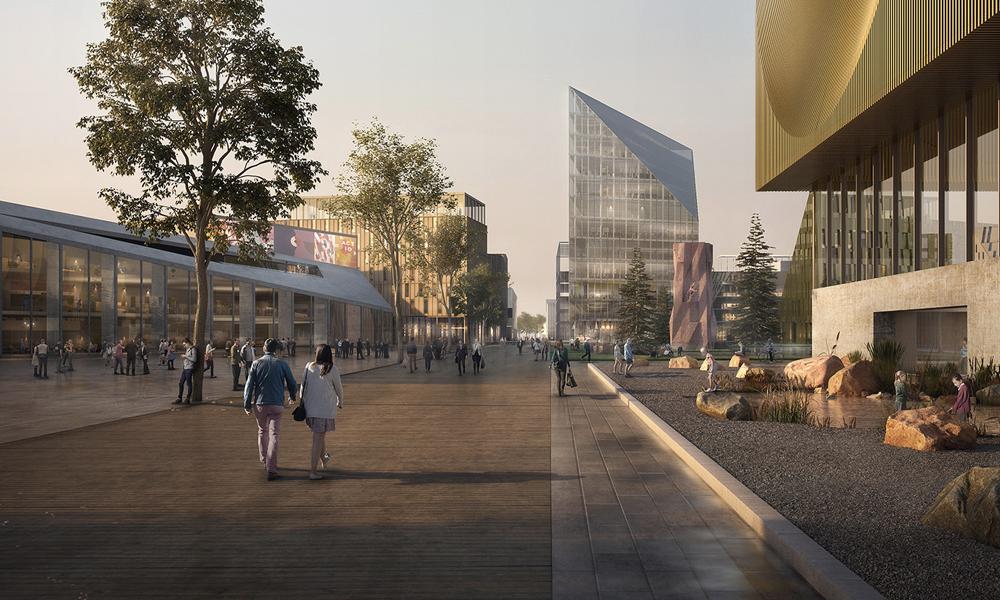 """La Norvège inaugure la première """"ville durable"""" au monde"""