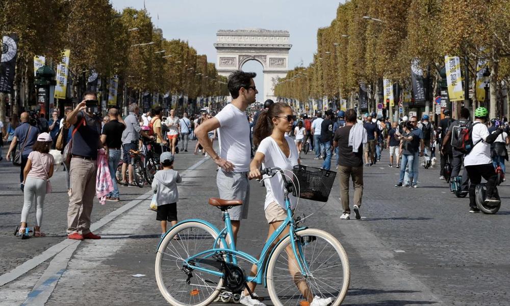 Anne Hidalgo veut imposer un piétonnier géant dans le centre de Paris