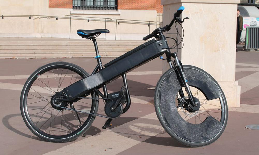 Des Français ont inventé le premier vélo électrique solaire