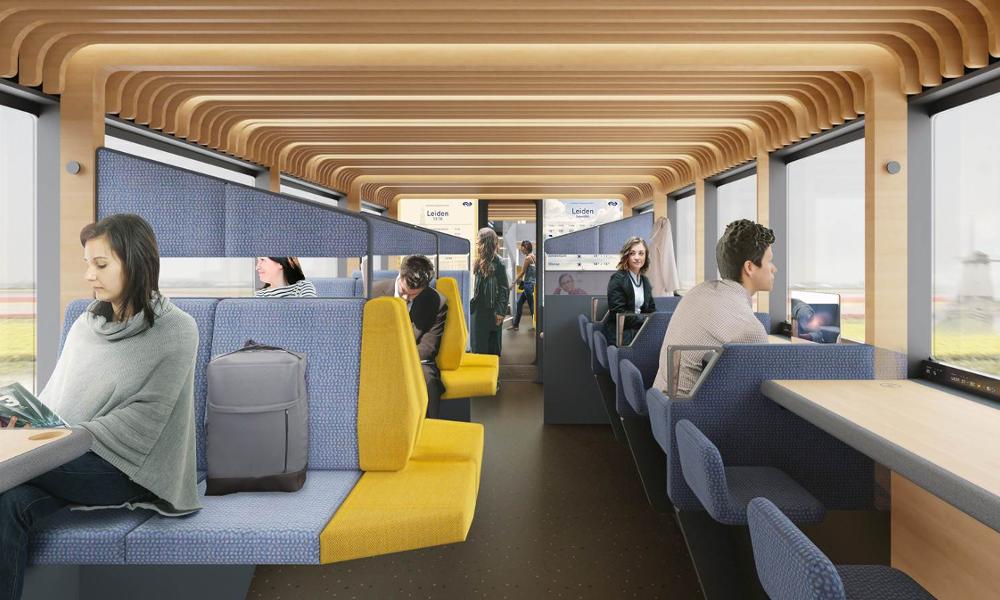 Le futur TGV des Pays-Bas va ringardiser la SNCF
