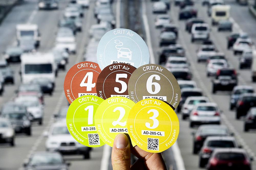 Interdiction des voitures polluantes du Grand Paris : comment vont êtres contrôlées ?