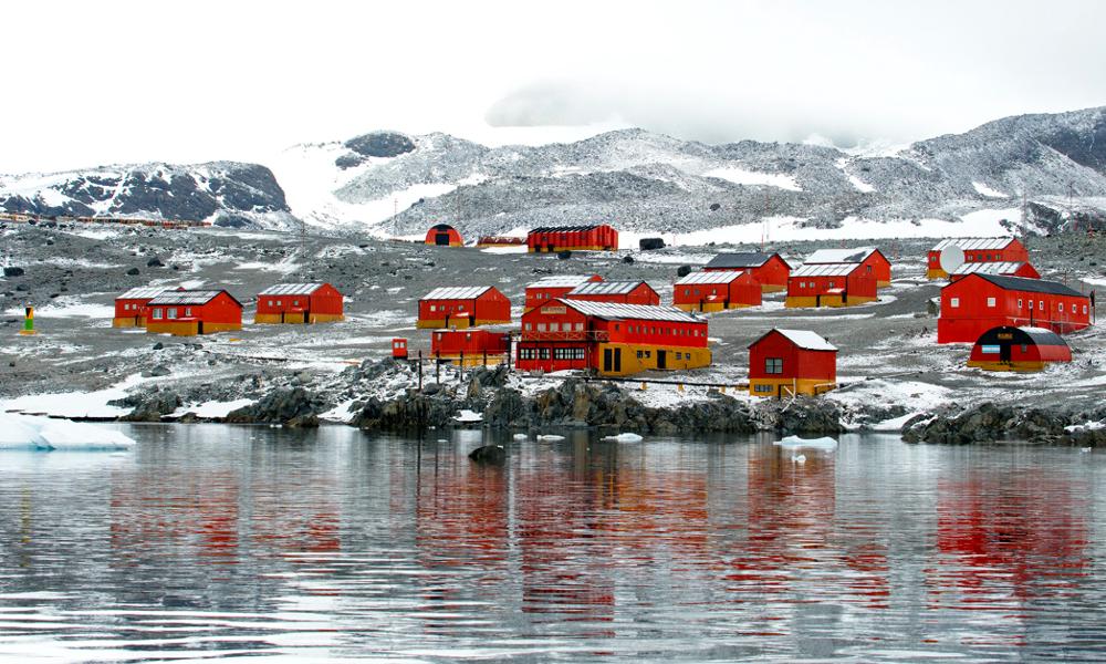 Vivra-t-on un jour dans l'Arctique ?