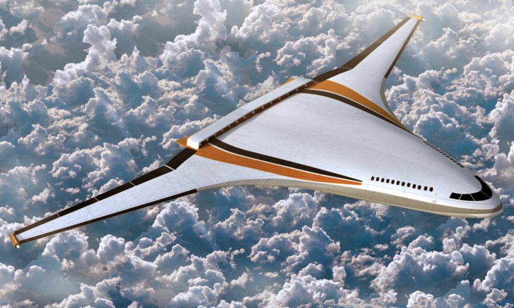 """Le premier avion """"ionique"""", sans pilote ni réacteur, vient de décoller"""
