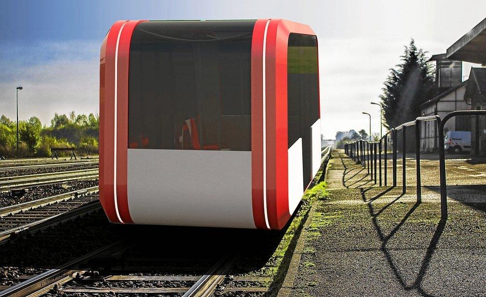 La SNCF ne fait plus le boulot? Des Français inventent le train taxi