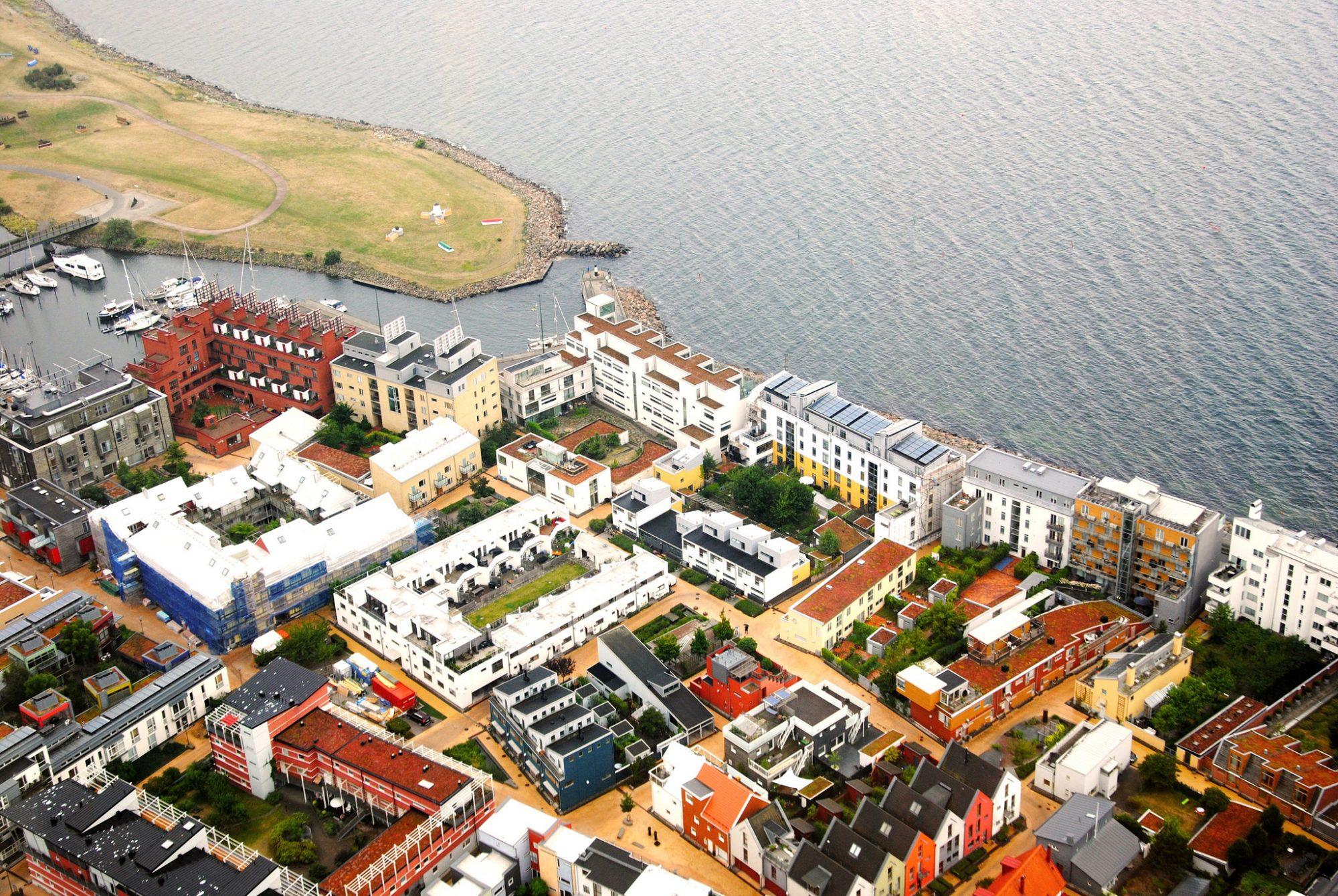 En Suède, il existe un quartier fonctionnant uniquement aux énergies renouvelables
