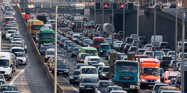 L'Europe veut réduire la pollution des voitures de 35% d'ici 2030