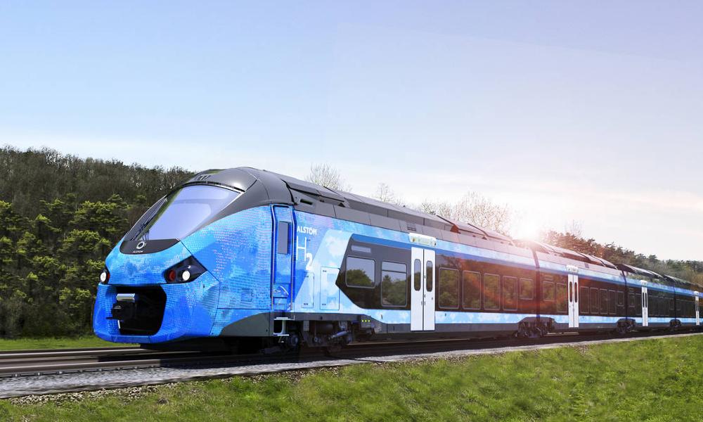 La région Occitanie passe aux trains à hydrogène