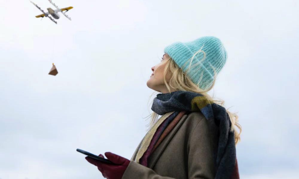 C'est officiel, les livraisons par drone arrivent en Europe dès 2019