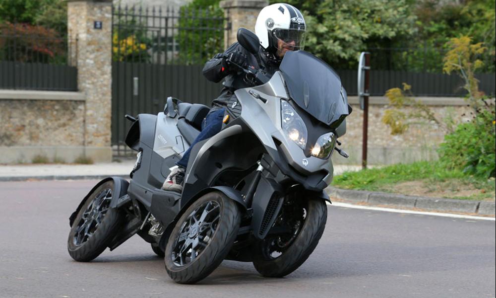 Le scooter électrique le plus attendu de l'année, c'est ce quad urbain