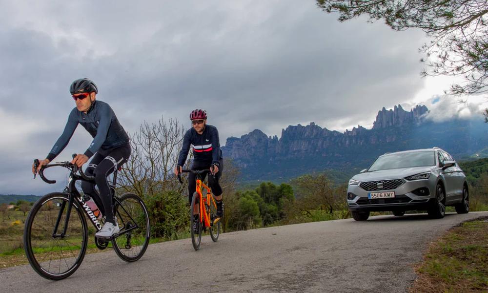 SEAT invente un SUV qui évite automatiquement les cyclistes