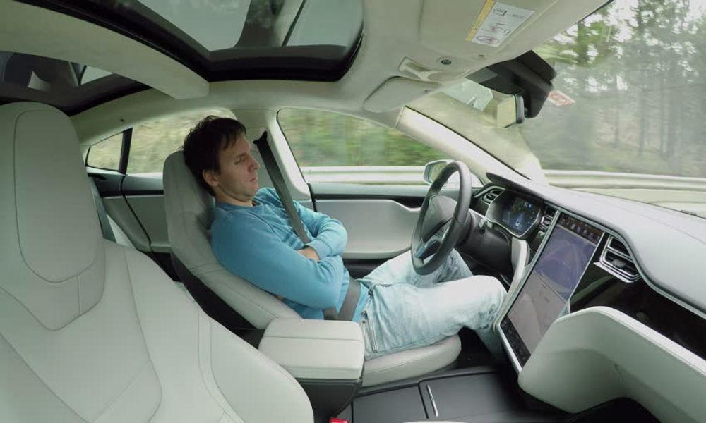 Google invente le premier taxi autonome (et on s'y ennuie à mourir)