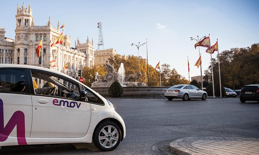 Comment Madrid est devenue LA ville de l'autopartage
