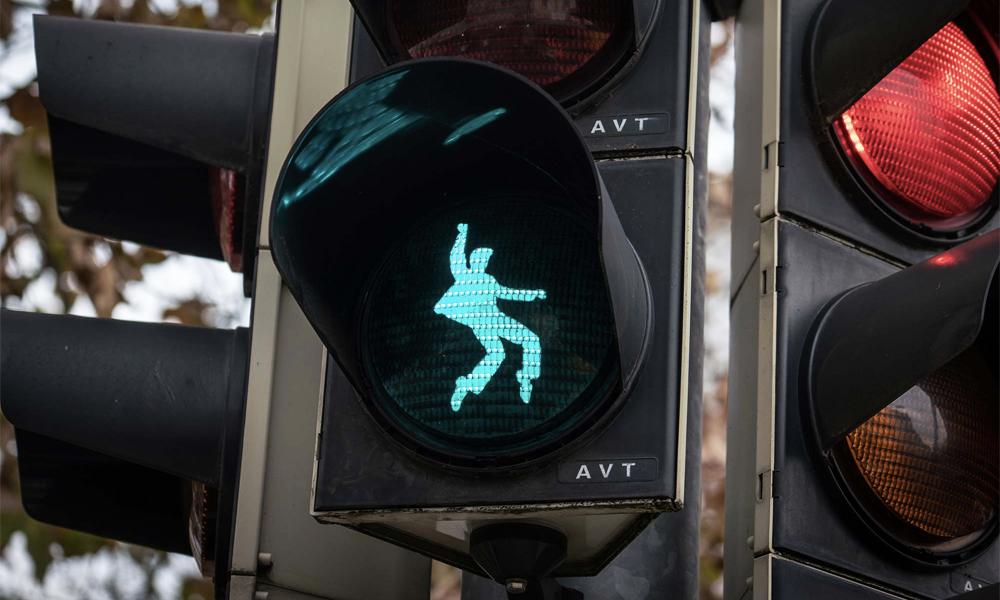 En Allemagne, des feux de signalisation en hommage à Elvis