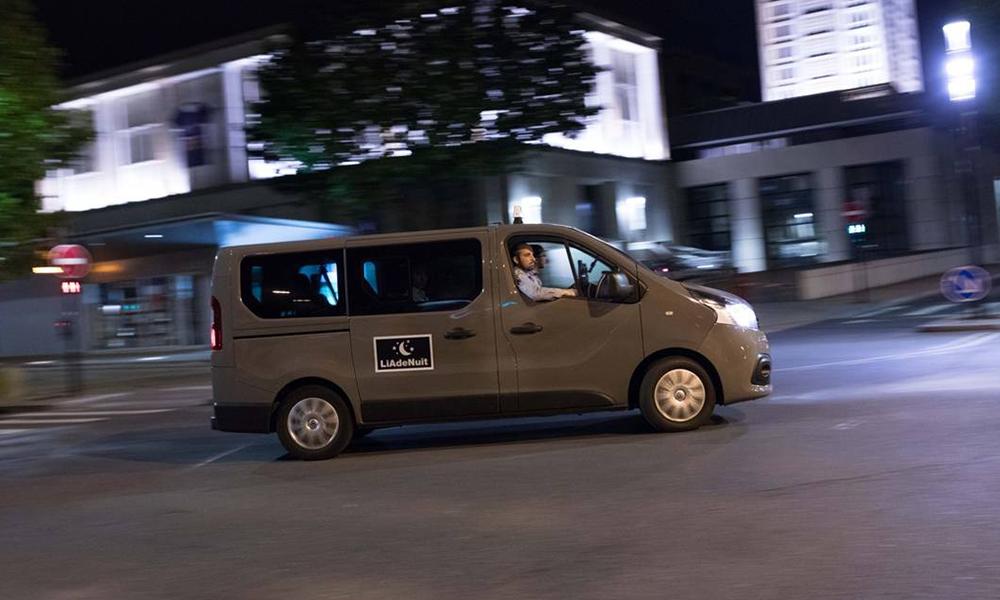 Au Havre, des taxis remplacent les bus de nuit pour le même prix