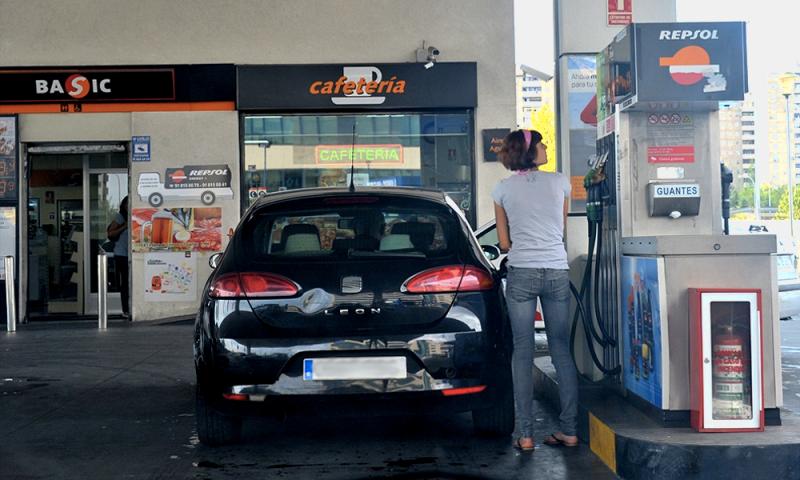 Avec 50 € d'essence, on fait plus de kilomètres en Espagne qu'en France