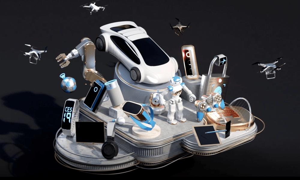 En direct de Las Vegas, toutes les innovations mobilité du CES 2019