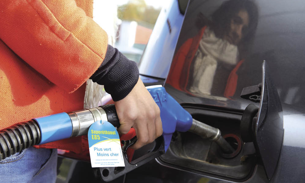 Biocarburant E85 : plus de 100 000 Français ont déjà franchi le cap