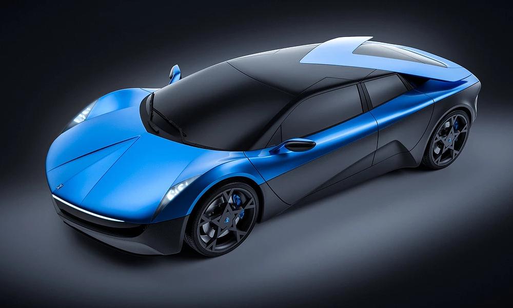 Surprise : la voiture électrique la plus puissante de 2019 est… suisse