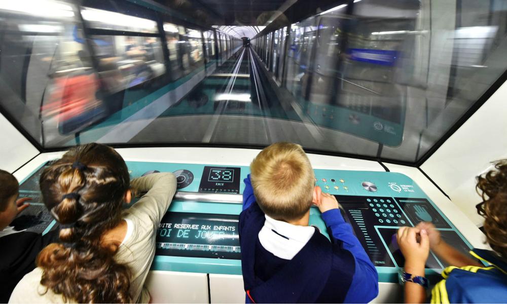 Bonne nouvelle pour les Parisiens : les transports bientôt gratuits pour les moins de 11 ans