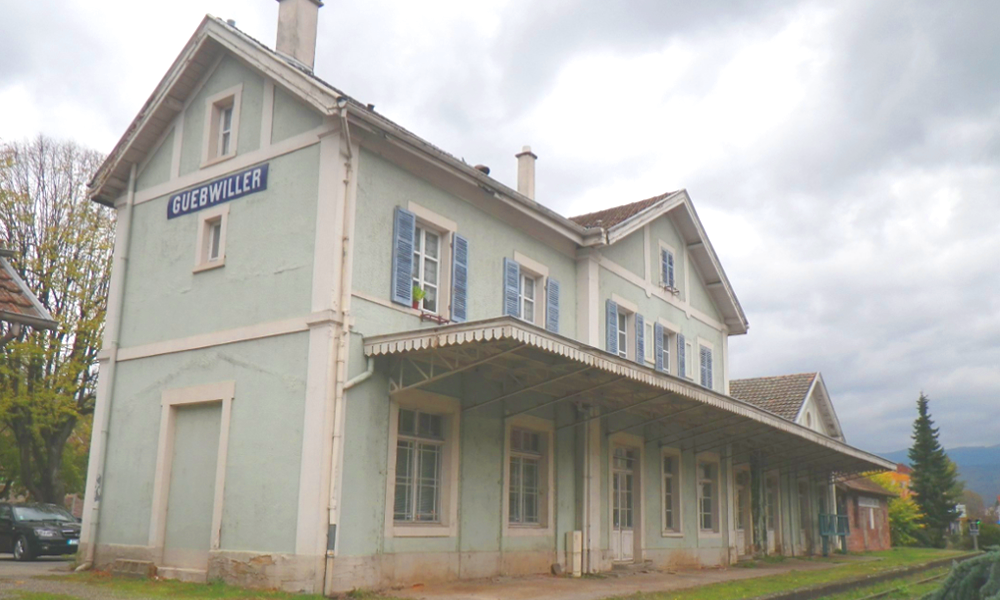 Avis aux fans de la SNCF: cette gare est à vendre pour 250 000 €