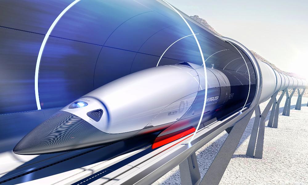 Le premier Hyperloop français pourrait bien être gratuit