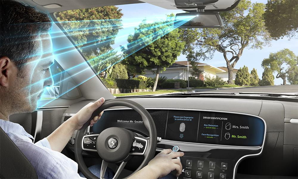 """Pourquoi la """"voiture biométrique"""" va vous changer la vie"""