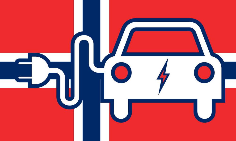 Record du monde : en Norvège, 50% des voitures sont électriques