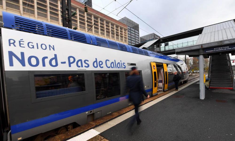 À Lille, on prend le train pour le prix d'un ticket de métro (soit 1,65 €)