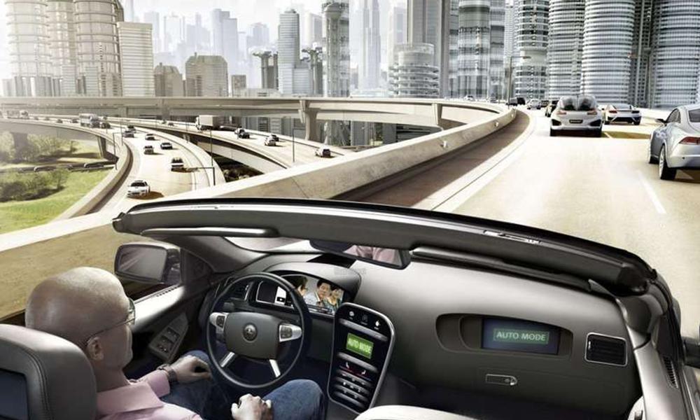 30% de bouchons en moins grâce aux voitures autonomes