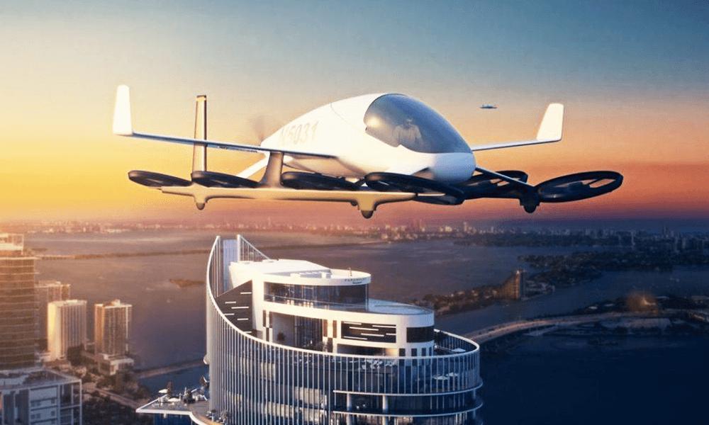Les voitures volantes autorisées au Japon dès 2023