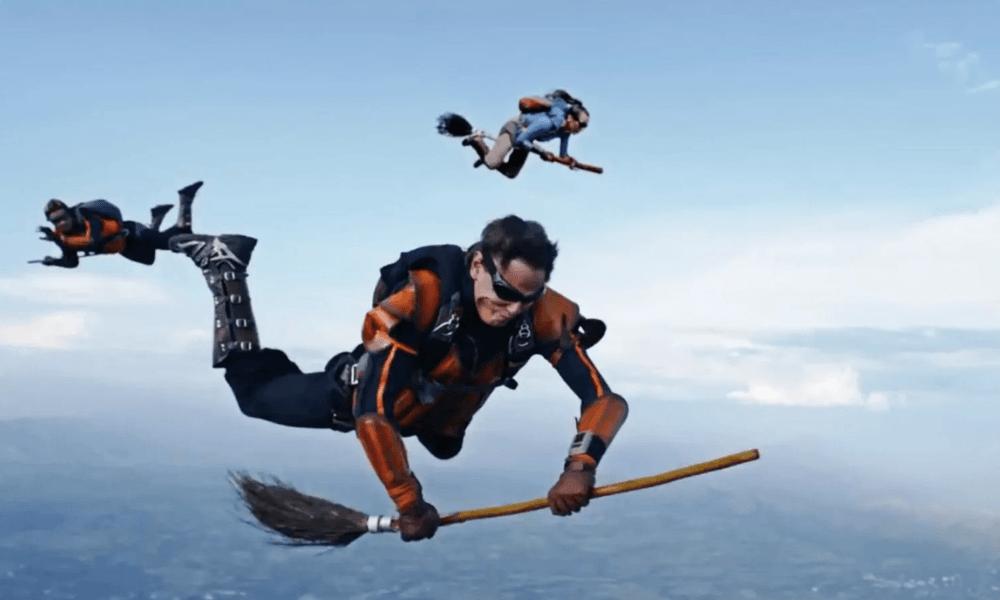 Un fabricant de jetpack veut organiser des courses volantes comme dans Harry Potter