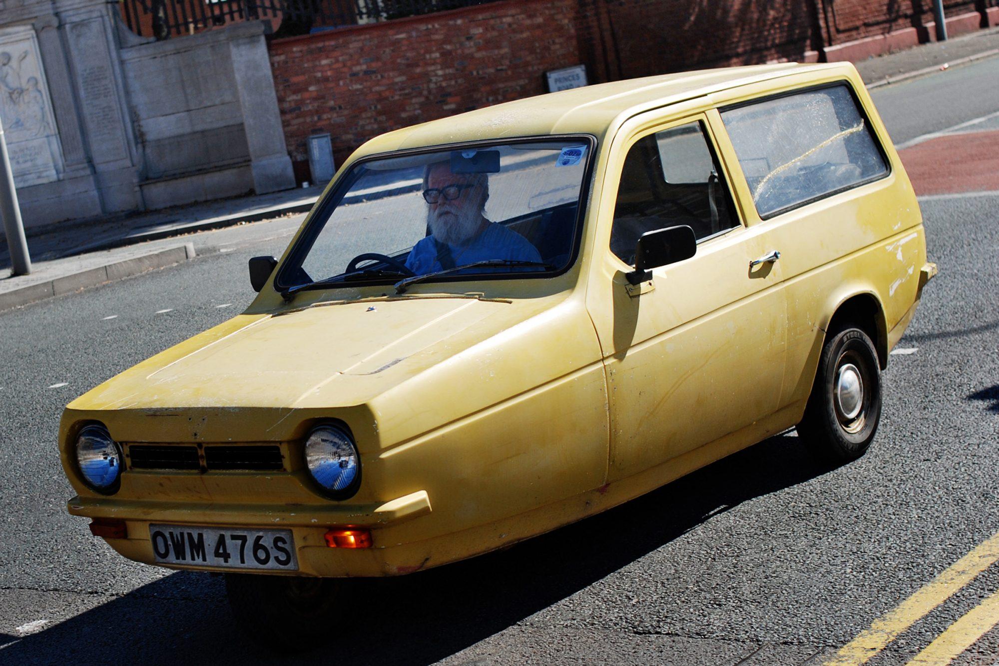 Voici les 5 voitures les plus moches de l'histoire