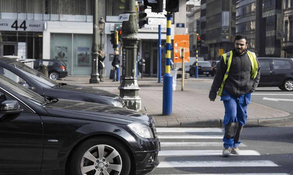 Sécurité routière : un nouveau PV pour les voitures qui ne respectent pas les passages piétons