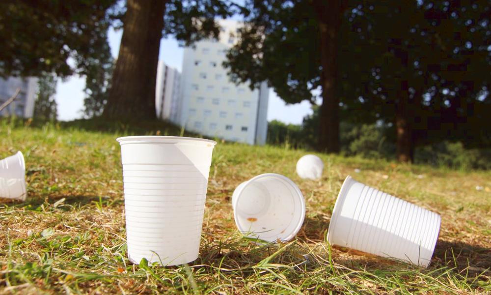 Enfin : l'Europe interdit les plastiques à usage unique