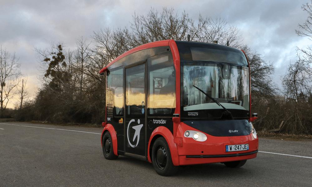 Des navettes autonomes du CES à TomTom, voici les infos mobilité de la semaine