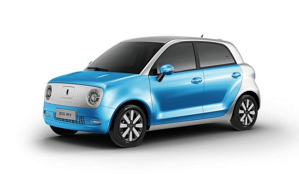 Voici la première voiture électrique à moins de 10000 euros