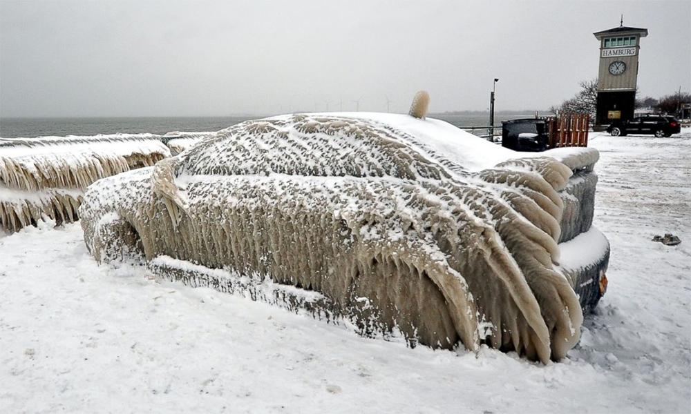 Scoop : les voitures électriques ne résistent pas au grand froid