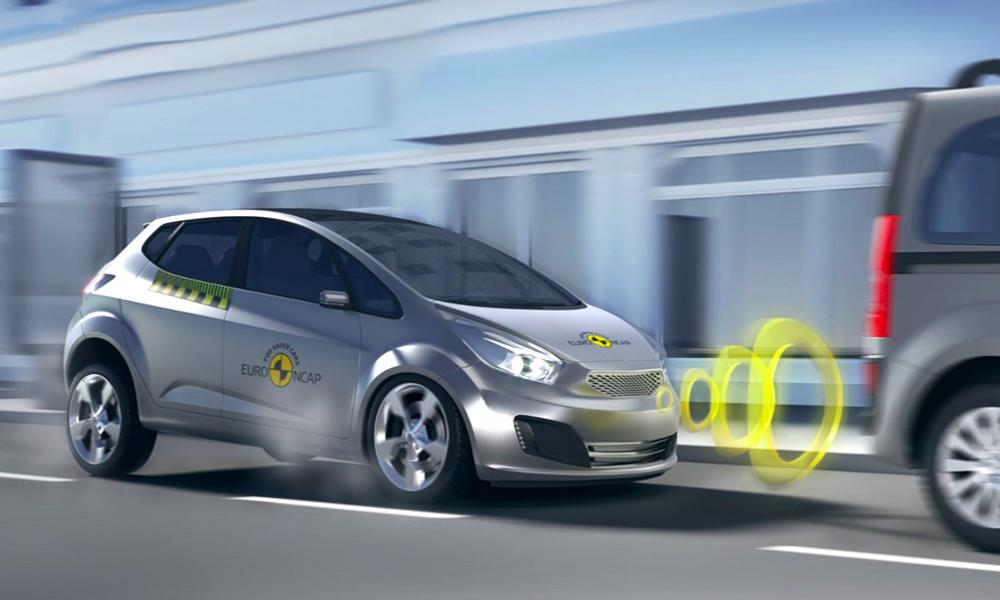 C'est voté : le freinage d'urgence autonome sera obligatoire en 2020