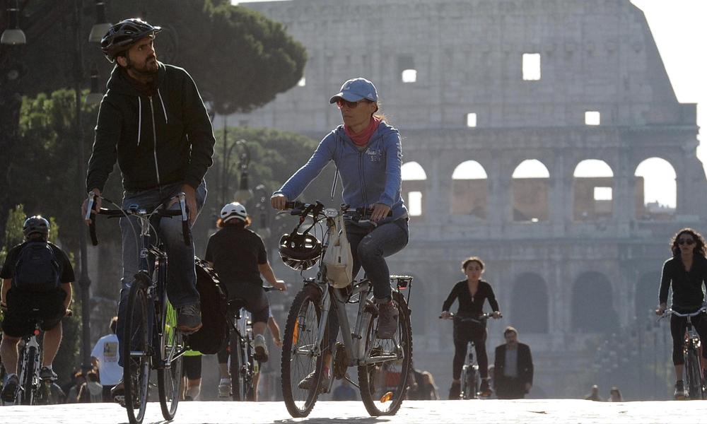 En Italie, on vous paie pour aller au boulot à vélo