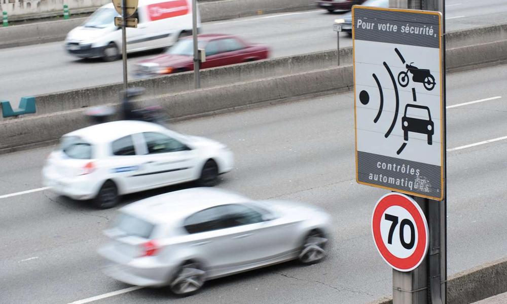 Non, le passage à 70 km/h n'a pas rendu le périph parisien moins dangereux